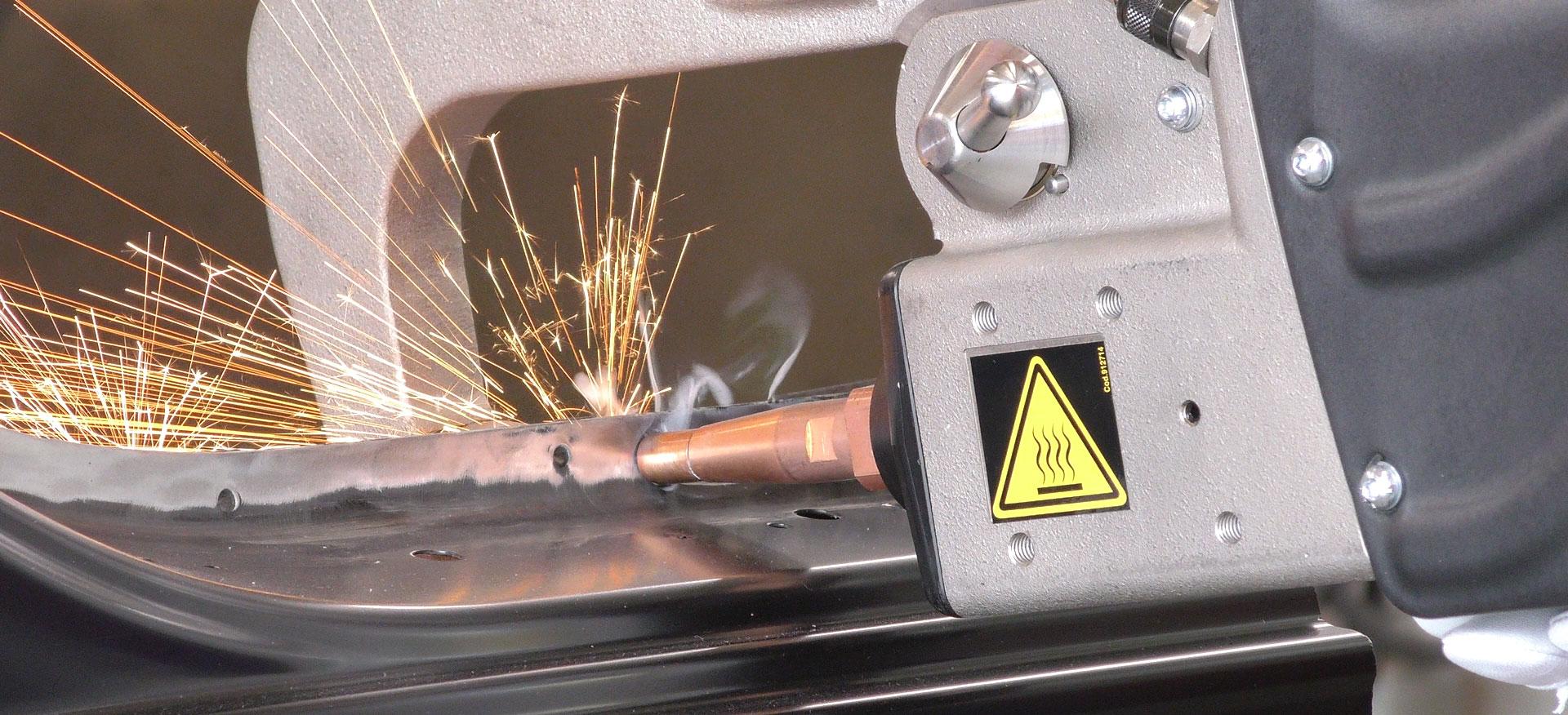 Punktschweißgerät Punktschweißgeräte Kfz karosserie Reparatur